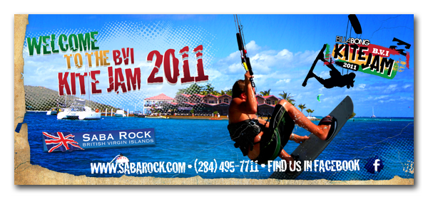 Saba Rock Island hosted, for the first time in history, the 2011 BVI Kite Jam. JL Marketing was hired to create the digital campaign showcasing Saba Rock's partnership. The online campaign captured the excitement and passion of kite surfing in the BVI's. Needless to say, the event was a total success.